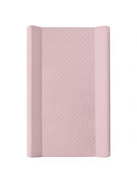 Přebalovací podložka tvrdá 50x80 cm Ceba Baby Caro Pink