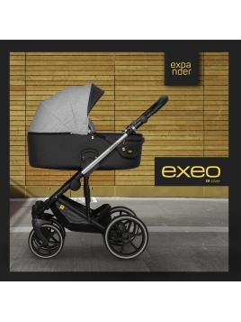 Expander Exeo 01 Silver 2020 + autosedačka