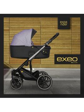 Expander Exeo 02 Purple 2020 + autosedačka