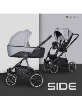 Riko Side 01 Grey Fox 2020
