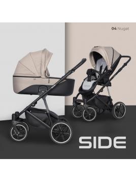 Riko Side 04 Nugat 2020 + autosedačka