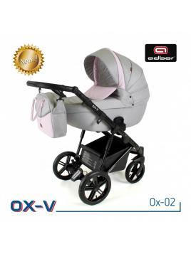 Adbor OX-V Ox-02 2020 + autosedačka