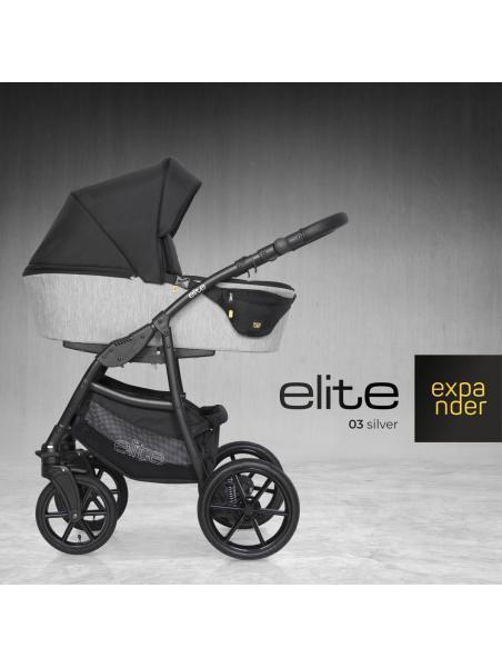 Expander Elite 03 Silver 2020 + autosedačka