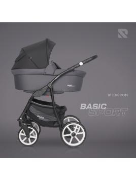 Riko Basic Sport 01 Carbon 2020 +autosedačka