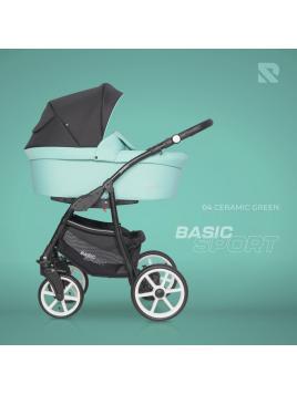 Riko Basic Sport 04 Ceramic Green 2020 +autosedačka