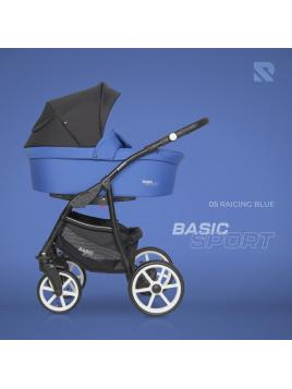 Riko Basic Sport 05 Racing Blue 2020 +autosedačka