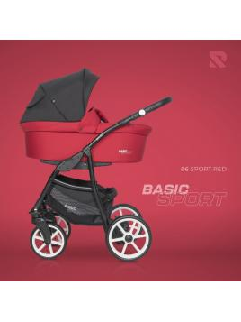Riko Basic Sport 06 Sport Red 2020 +autosedačka