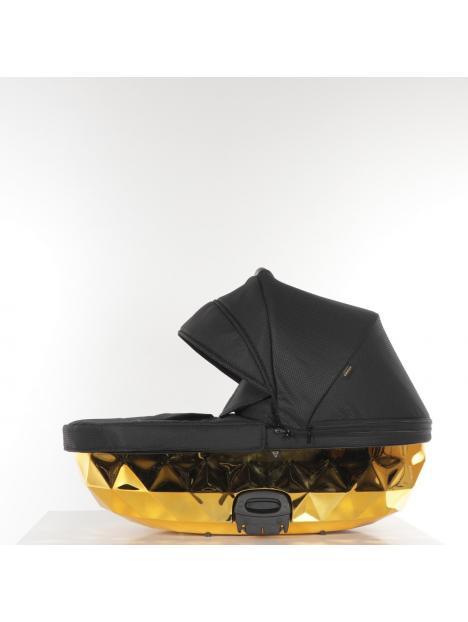 JUNAMA Mirror 02 Black/Gold +autosedačka