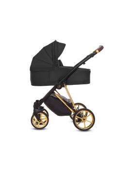 BabyActive Musse Ultra Black +autosedačka