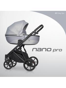 Riko Nano Pro 01 Grey Fox 2020