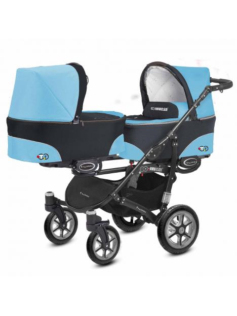BabyActive Twinni City Blue 01