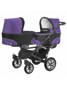 BabyActive Twinni Ultraviolet 05 +autosedačka