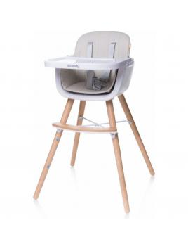 Židlička 2v1 4 BABY Scandy Beige