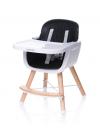 Židlička 2v1 4 BABY Scandy Grey