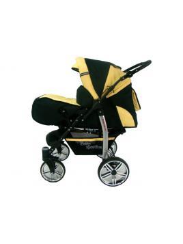 Babysportive Sportive X2 2015 (kombinovaný kočárek)