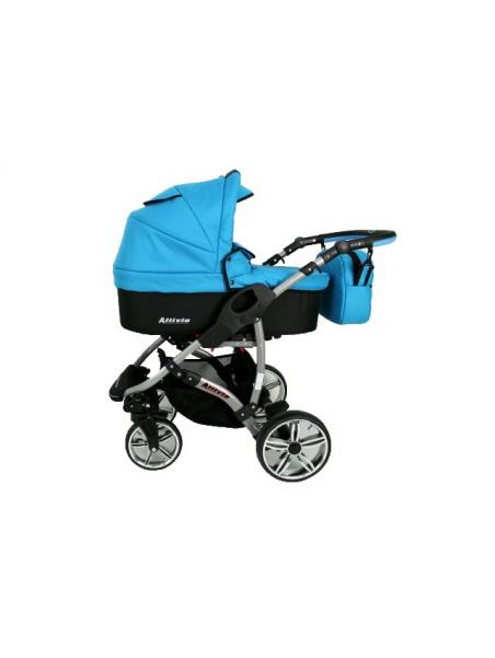 Babysportive Allivio 2015 (kombinovaný kočárek)