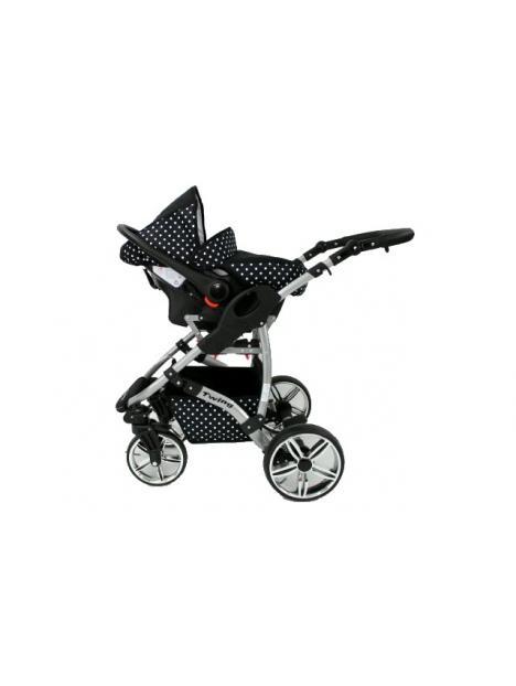 Dětský kombinovaný kočárek Twing ECO